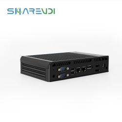 サポート4KビデオIntelのコアI3第6 I5第6小型パソコン2の表示