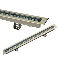 1000мм IP68 Цветной Washlight 48Вт Светодиодные настенные шайбу