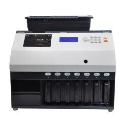Professionnels de la Banque de conception moderne Coin les machines de comptage de la valeur Compteur de pièces de monnaie