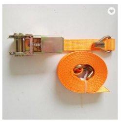 1'' 래칫 타이 다운 스트랩 끈 슬링 카고 밧줄 안전 벨트 리본