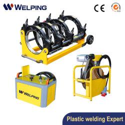 110 160 315 mm HDPE PPR PP PE kunststof pijpuiteinde Fusion-lasmachine/hydraulische verbinding/China Factory Price/ISO 9001/CE/SGS/15 jaar ervaring