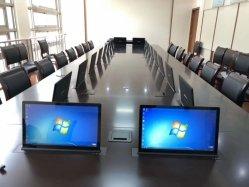 Monitor LCD eléctrico inteligente sistema de videoconferencia equipos de elevación