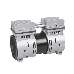 Stille olievrije luchtcompressor 560W 7 bar pompkop voor het maken Zuurstof