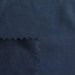 Hohes Nylon der Ausdehnungs-40d mit Spandex-Sahne-Marine-Verzerrung gestricktem Gewebe für Unterwäsche/Sportkleidung/Badebekleidung