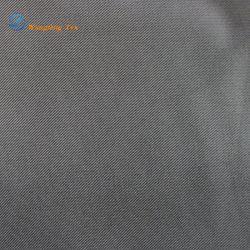 블랙 화이트 안감 직물 100% 폴리에스테르 재질 87GSM 무게