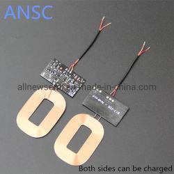 Chargeur de module du récepteur sans fil PCBA Patch universel de la bobine qi construit en DIY puce modifié