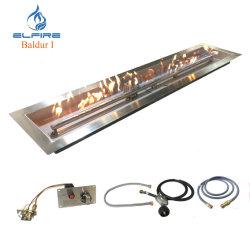 Inserto per il controllo audio esterno in acciaio inox con inserto per il rilevamento del gas antincendio Coppa per riscaldatore