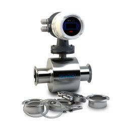 衛生高精度なデジタル電磁石の流れメートル水