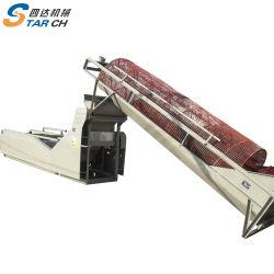 10ton pro Tag halb automatische Manioka Garri, das Maschine herstellt