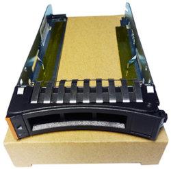Nouveau 44T2216 SAS de 2,5 pouces avec disque dur SATA de baies de disque dur Le bac Caddy pour X3650