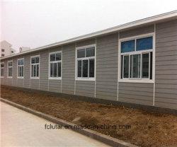 L/C Payment를 통한 컬러 천연 목재 그레인 섬유 시멘트 시딩제품