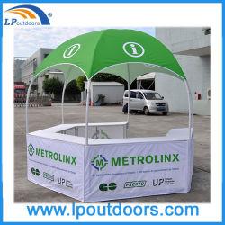 A impressão de publicidade personalizada Contador Dome Hexagonal tenda para exibir