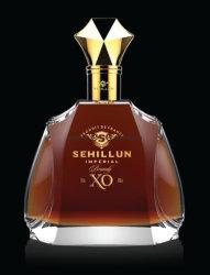 Super mayorista pedernal Diseño Creativo la botella de aguardiente/brandy hecho personalizado de botellas