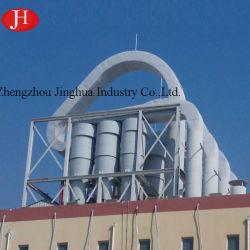 Het Tarwemeel die van China Tot de Luchtstroom van de Machine maken de Drogere Machine van het Zetmeel van Machines