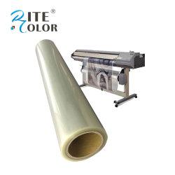 染料インク印刷100micronは透過インクジェットフィルムを取り除く