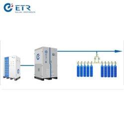 Generatore ad ossigeno e gas della pianta di Psa dell'ospedale medico compatto di /Cabin per i ventilatori