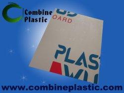 Placa de plástico de PVC Hotsales/folha Sunboard