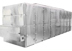 Fulling Automatic Dehydrated Vegetable Processing Trockenobst-Produktionslinie