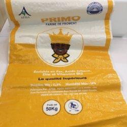 Venda por grosso de Sack Gunny Saco Plástico De tecido PP 25kg 50kg de Areia