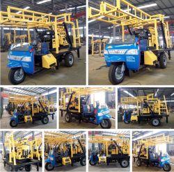 Hete Installatie van de Boring van de Verkoop goed 150m/xyc-200A de Tractor Opgezette Installatie van de Boring/de Installatie van de Boring van de Olie