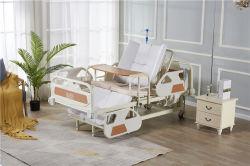 7 Fonction désactivée de soins à domicile hôpital médical de soins infirmiers chaise électrique lit avec Potty-Hole pour paralysé les patients de la vente