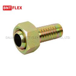 Las mangueras hidráulicas de alta presión y accesorios de tubería hidráulica/Adaptador de manguera Reusable/adaptadores de acoplamiento de la manguera hidráulica/Férula/montaje de brida