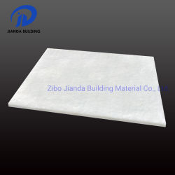 Hohes Zirkonium-feuerfeste refraktäre keramische Holzfaserplatte