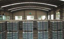 Lingot d'aluminium 99,7 99,99 ADC12 haute qualité