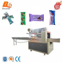 Edelstahl-volle automatische Eis-Stock-Eiscreme-Eis-Lutschbonbon-verpackenverpackungsmaschine