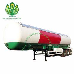 60m3ガスの交通機関のタンク車のトレーラー