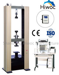 L'isolation thermique 100KN Utilisation du matériel électronique de commande d'Ordinateur Universel/test/Instrument de test de traction/testeur/équipement/machine