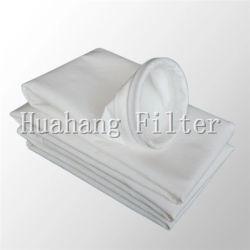 Collecteur de poussière de polyester à haute efficacité Sac filtre pour l'industrie