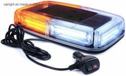LED de sabugo de Telhado de LED de aviso de perigo de Emergência das Luzes Giratórias Strobe Mini Bar W/Base Magnética, para Snow Plough, Polícia, bombeiros, camiões, veículos