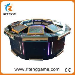 Jeu électronique de roulette de Tableau de roulette de casino d'arcade