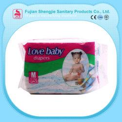 Faible prix à l'aise Sunny Alva chiffon bébé Diaper fournisseur en gros