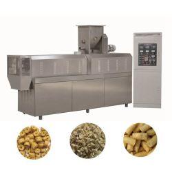 低コストのテクスチャード大豆タンパク質 TVP 食品生産機械