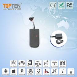 Voiture Mini emplacement GPS tracker et Récepteur avec antidémarrage (GT08-JU)