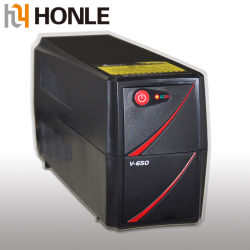 電池UPSが付いている2017年のHonle高い機能V625 LCD表示バックアップ