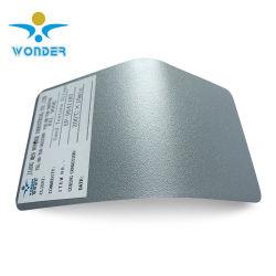 Ral9006 Silber Sand Textur Rough Finish Pulverbeschichtung Spray Chrom Stahllackierung