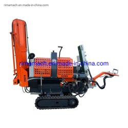 Séparateur de Journal de l'essence de bois Crawler doubleur de gamme en bois pour la vente