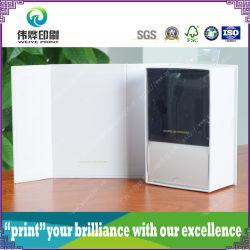Kundenspezifischer Papierdrucken-verpackenkasten mit EPE für Kopfhörer