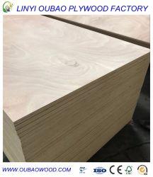3mm gerades langkörniges Okoume Furnierholz für Möbel und Einrichtungsgegenstände