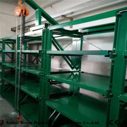 Qualitäts-Metallvorstand-justierbares Metallfach