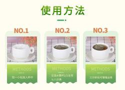 Sain et naturel de perte de poids Slim chinois du thé vert
