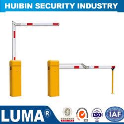 Barrière de la rampe de commande à distance avec bouton poussoir pour système de stationnement