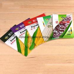 Sachet de graines de maïs en plastique stratifié à imprimer