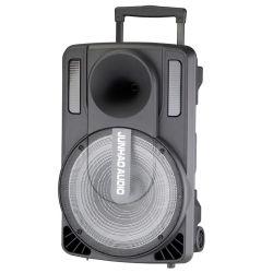 Nachladbare Batterie-beweglicher Lautsprecher-Verstärker mit Mikrofon-Priorität