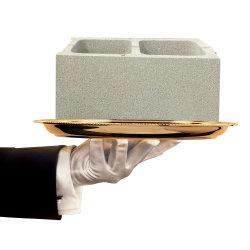 Qt4-16 het Gespleten Concrete Blok dat van de Machine van de Baksteen van het Gezicht de Prijs van de Machine in Pakistan maakt
