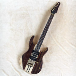 Chitarra elettrica dell'acero solido poco costoso classico Handmade
