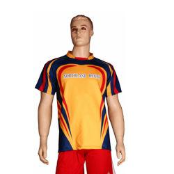 Design populares Jersey Camisa de Rugby de impressão digital do desgaste de desporto